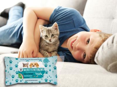 Pet Care Wipes