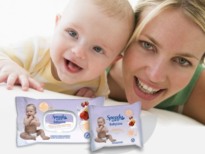 BabyLine Milk Cream