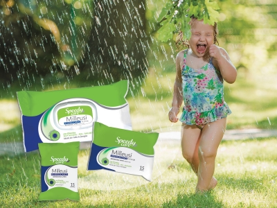 Green Tea Multipurpose Wipes