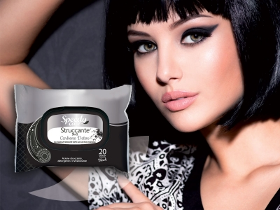 3in1 MakeUp Remover With Detox Charcoal